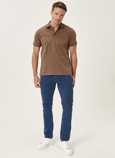 Beymen Business Slim Fit Flex Fit Pantolon 4B0121200002 Lacivert